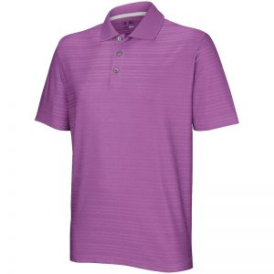 ClimaCoolÌ´å textured solid polo