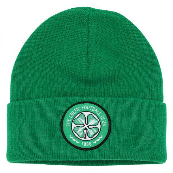 Junior Celtic FC core beanie
