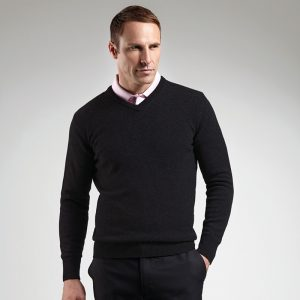 g.Lomond lambswool v-neck sweater (MKL5900VN-LOM)