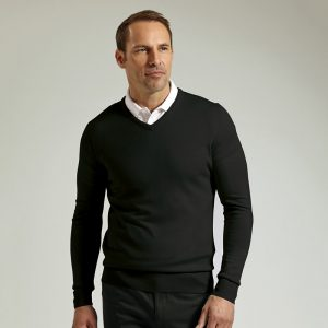 g.Wilkie v-neck Merino wool sweater (MKM7216VN-WIL)