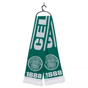 Celtic FC scarf