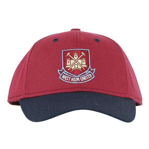 Adult West Ham FC core cap