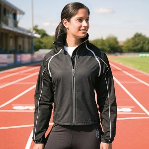 Women's Spiro race system jacket