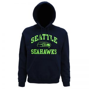 Seattle Seahawks large graphic hoodie