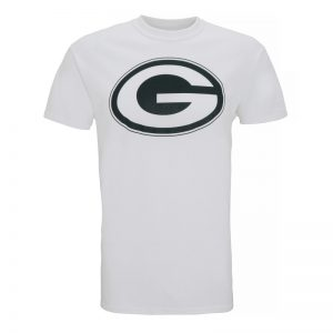 Green Bay Packers large logo t-shirt