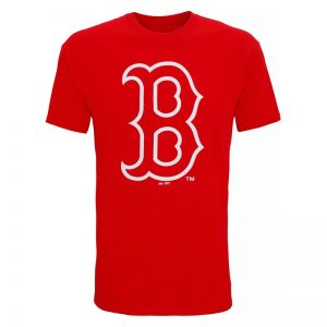 Boston Red Sox large logo t-shirt