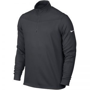 Nike Dri-Fit 1/2 zip long sleeve top