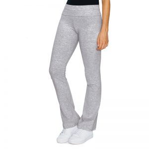 Women's cotton Spandex Jersey yoga pants (8300)