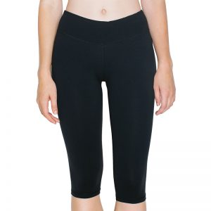 Women's knee-length fitness pants (RSAAK304)