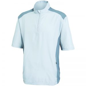 Club wind short sleeve jacket