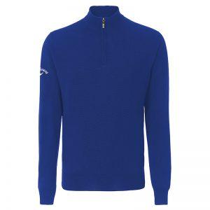 Merino _ zip sweater