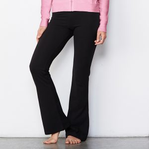 Women's cotton Spandex fitness trousers