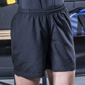 Women's microfibre short
