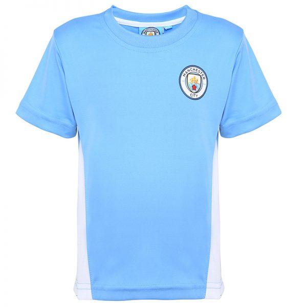 Junior Manchester City FC t-shirt