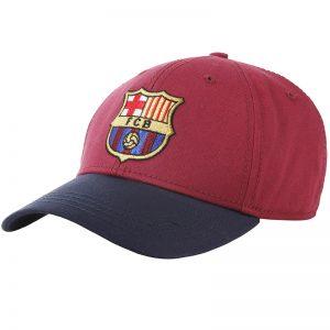 Adult FC Barcelona core cap