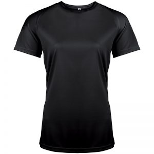 Women's short sleeve sports t-shirt