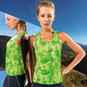 Women's TriDriÌ´åHexoflageÌÎå£ performance vest