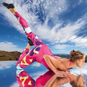 Women's TriDriÌ´åperformance Aurora leggings