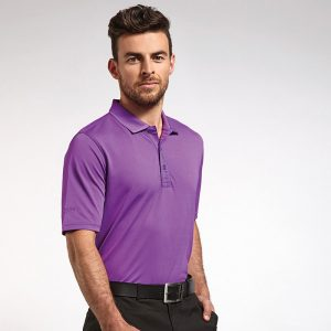 g.Deacon performance piquÌ´å© plain polo shirt (MSP7373-DEAC)