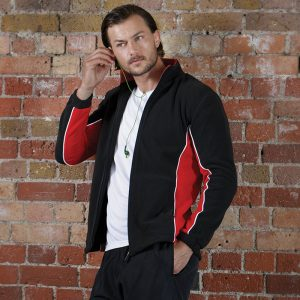 GamegearÌ´å microfleece track jacket