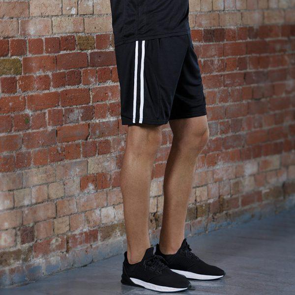 GamegearÌ´åCooltexÌ´åsports short with side stripes