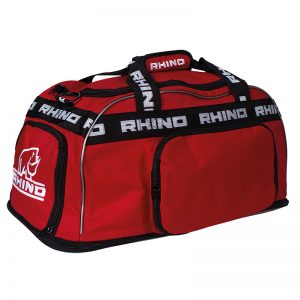 Rhino player's bag