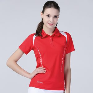 Women's Spiro team spirit polo