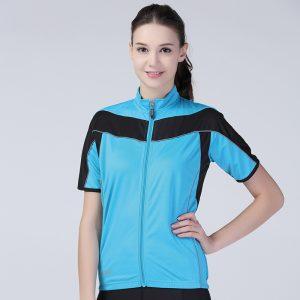 Women's Spiro bikewear full zip top