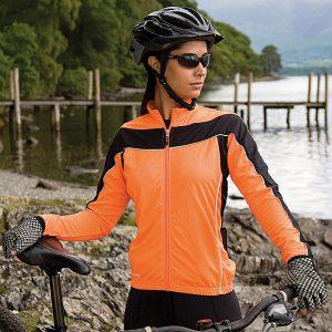 Women's Spiro bikewear long sleeve performance top