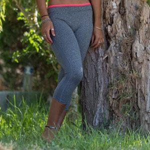 Women's fitness capri pant