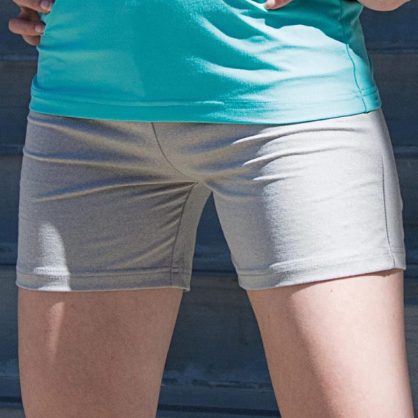 SoftexÌ´åshorts super soft quick-dry fabric with HighTec stretch