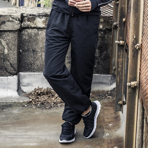 Lined tracksuit bottoms