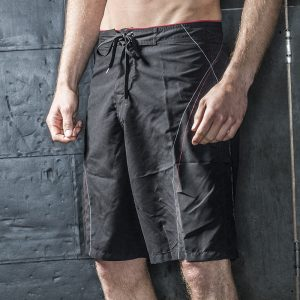 Unlined board shorts