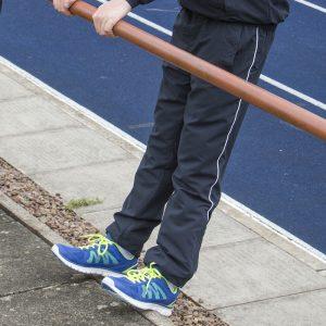 Kids start-line track top
