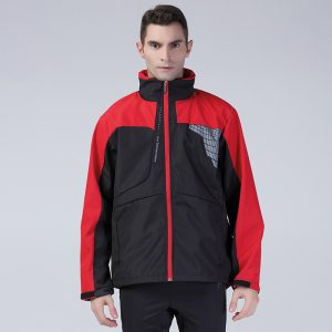 Spiro team 3-layer softshell