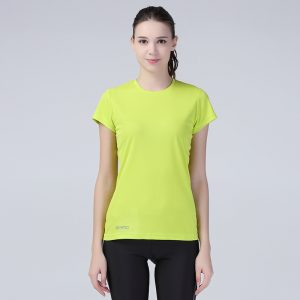 Women's Spiro quick-dry short sleeve t-shirt