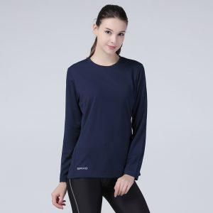 Women's Spiro quick-dry long sleeve t-shirt