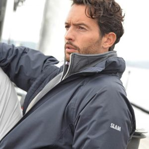 Porto Cervo lined jacket