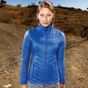 Women's ultralight thermo quilt jacket
